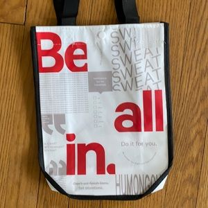 Small Lululemon bag Be All In